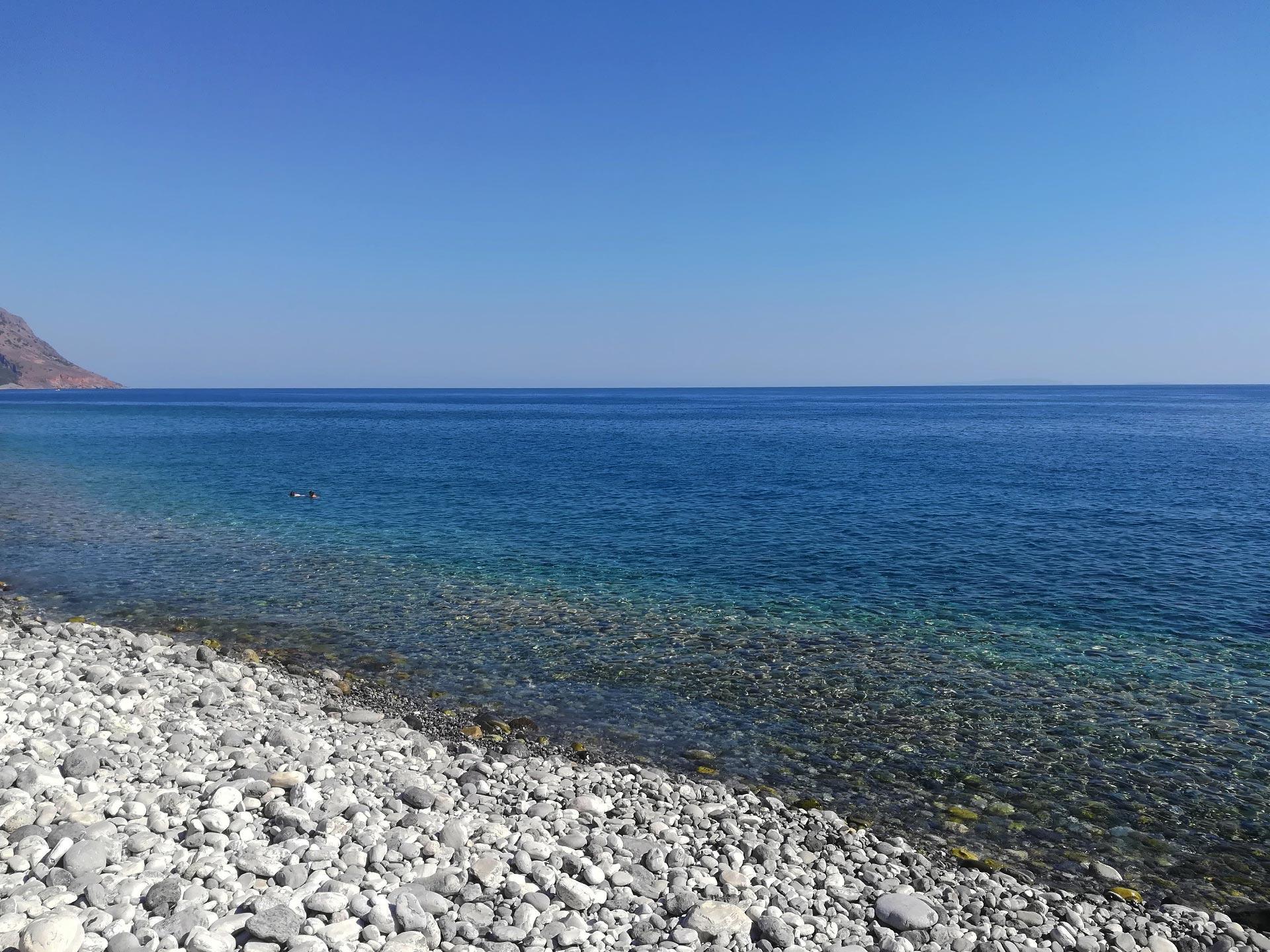 Spiaggia di Aghìa Rumèli, Creta, Grecia