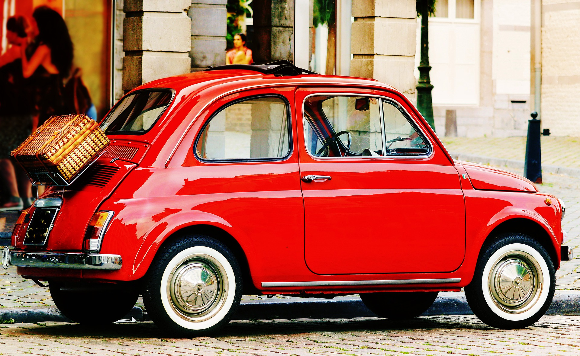 Scegli il veicolo più adatto al tuo viaggio on the road