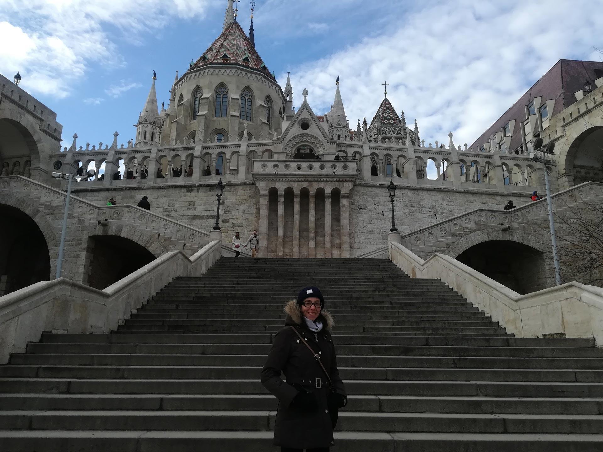 Il Bastione dei Pescatori a Budapest
