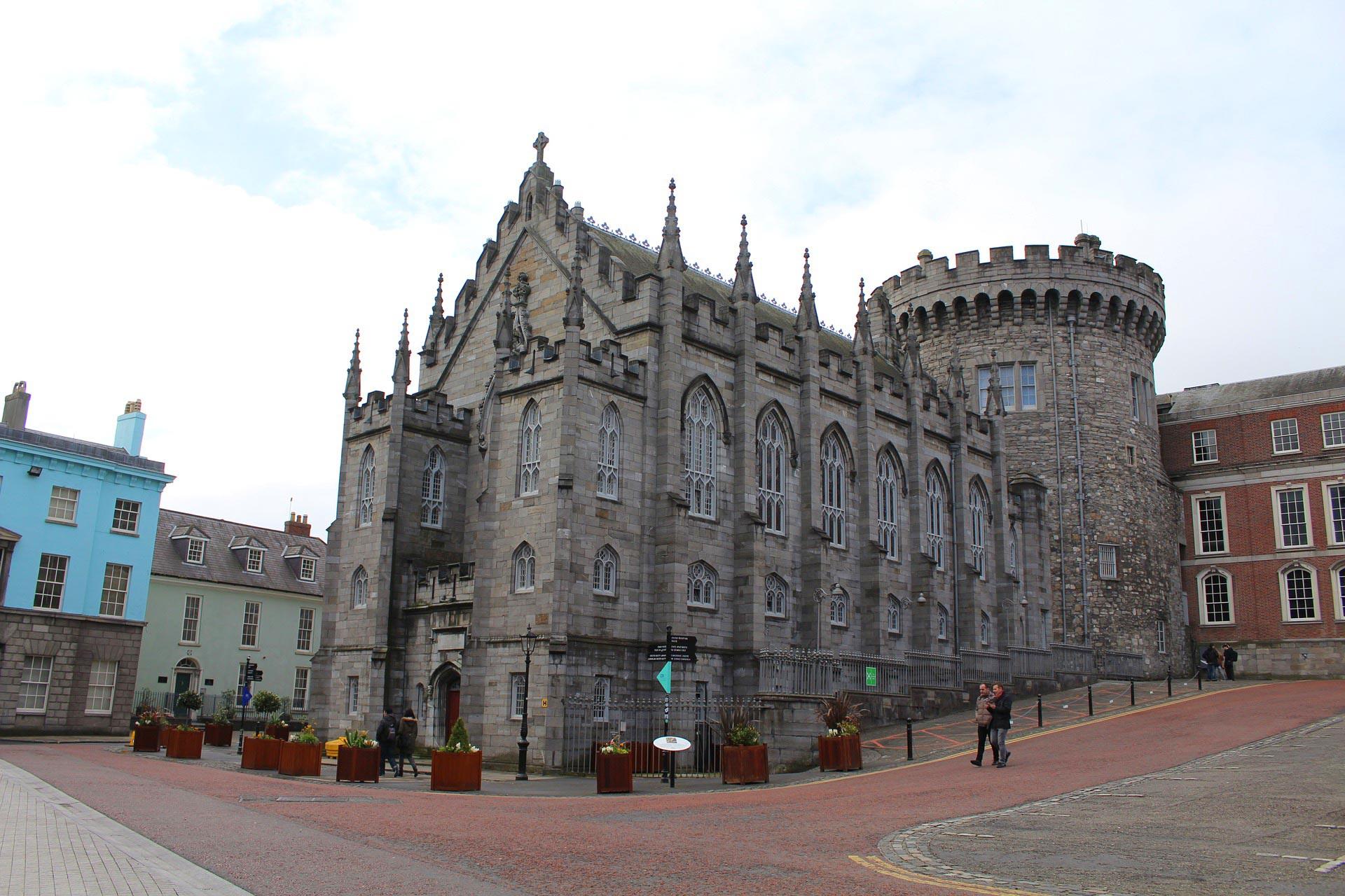 Dublin Castle- Il Castello di Dublino