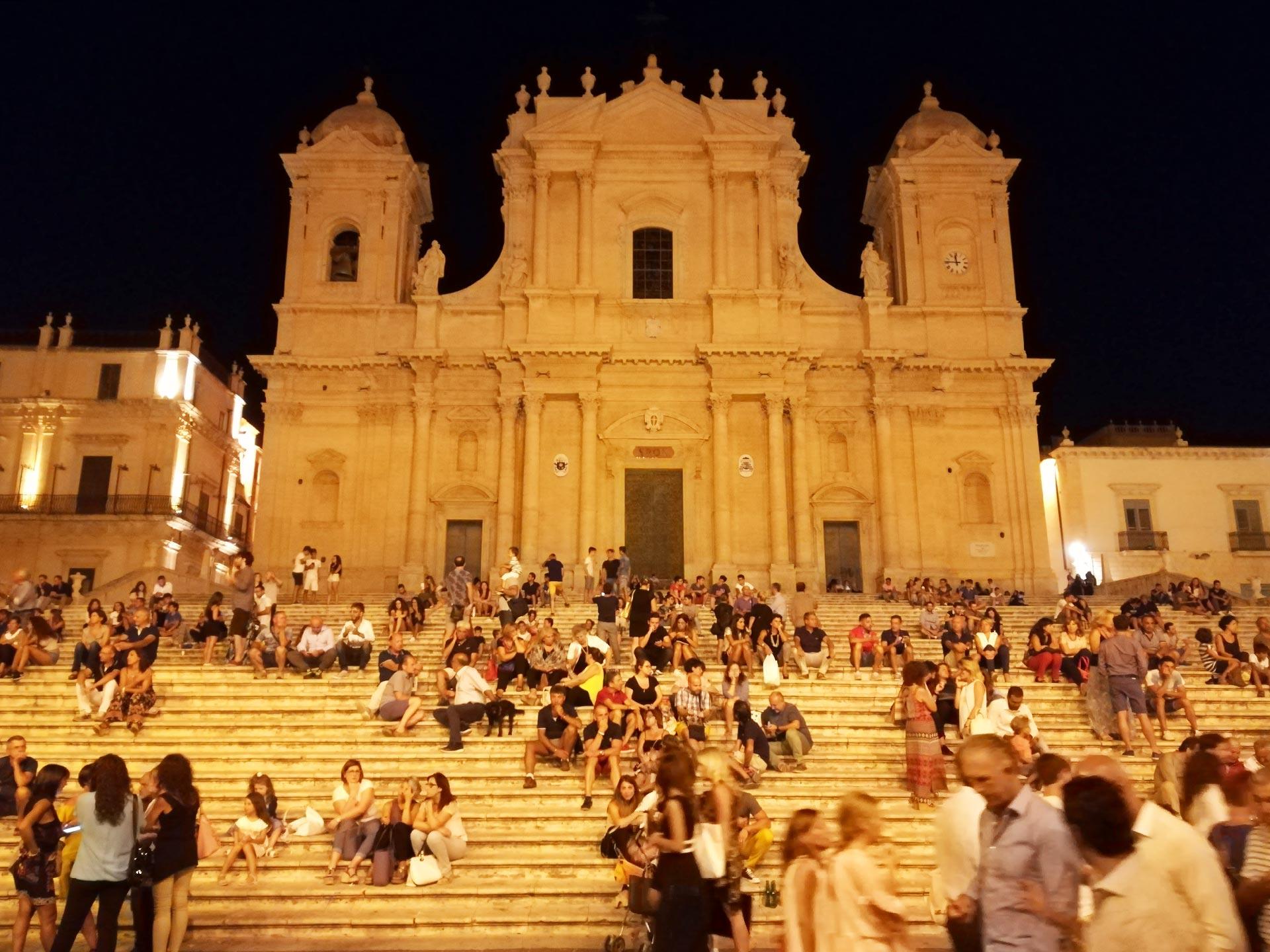 Noto: Cattedrale di San Nicolò