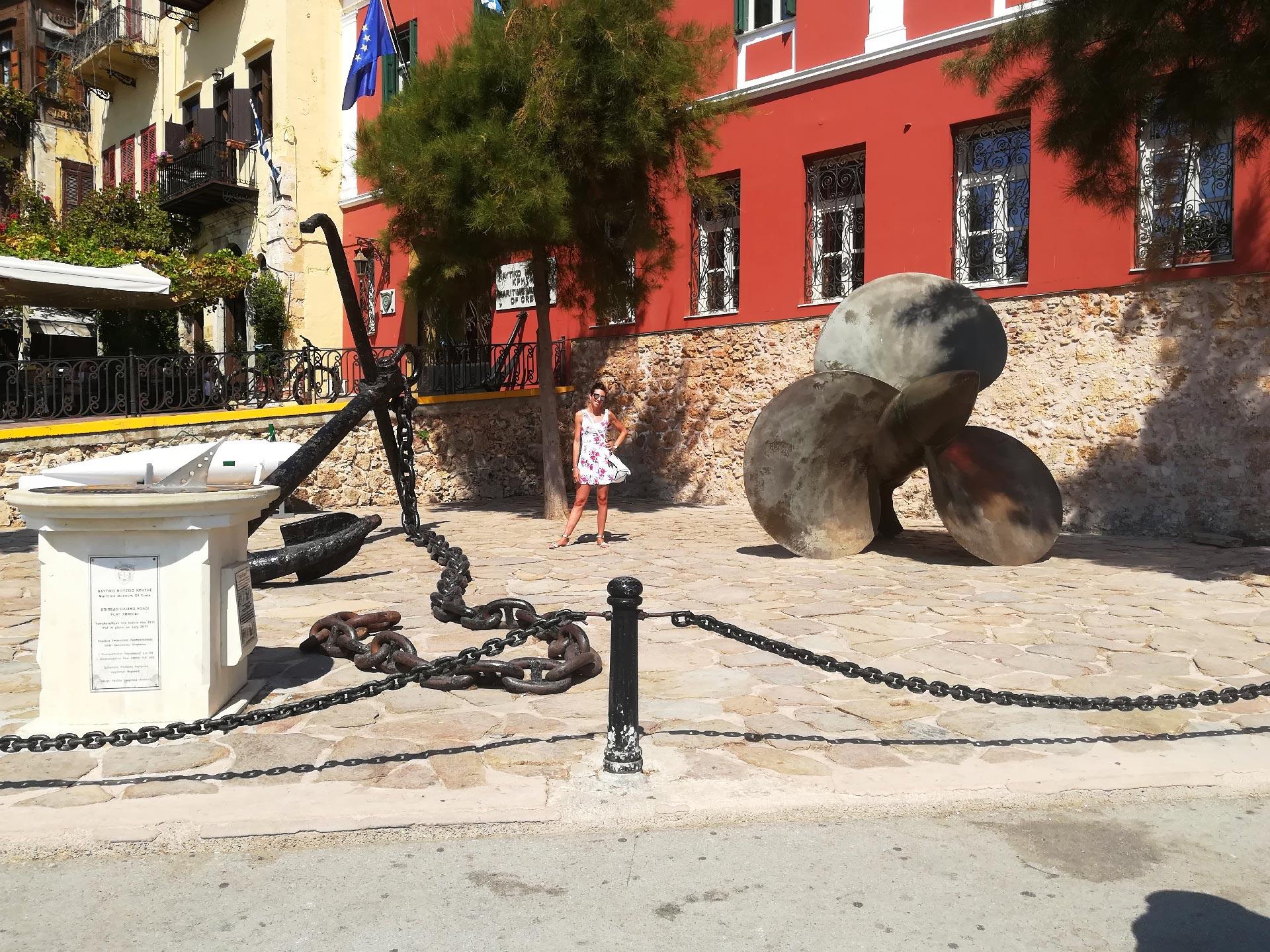 Museo Marittimo di Chania