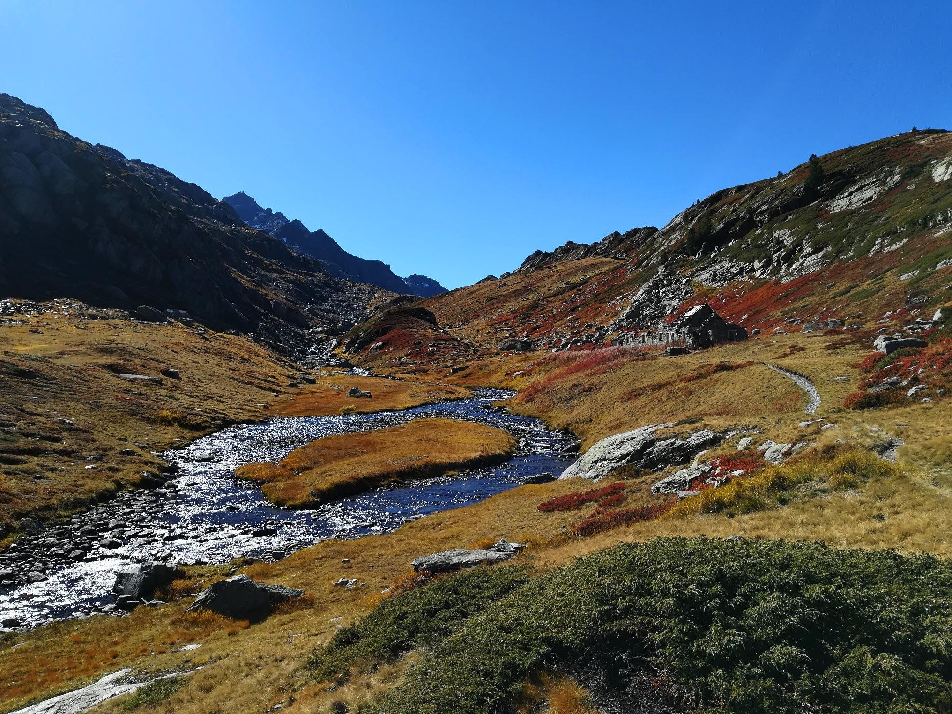 I colori della valle del Rutor