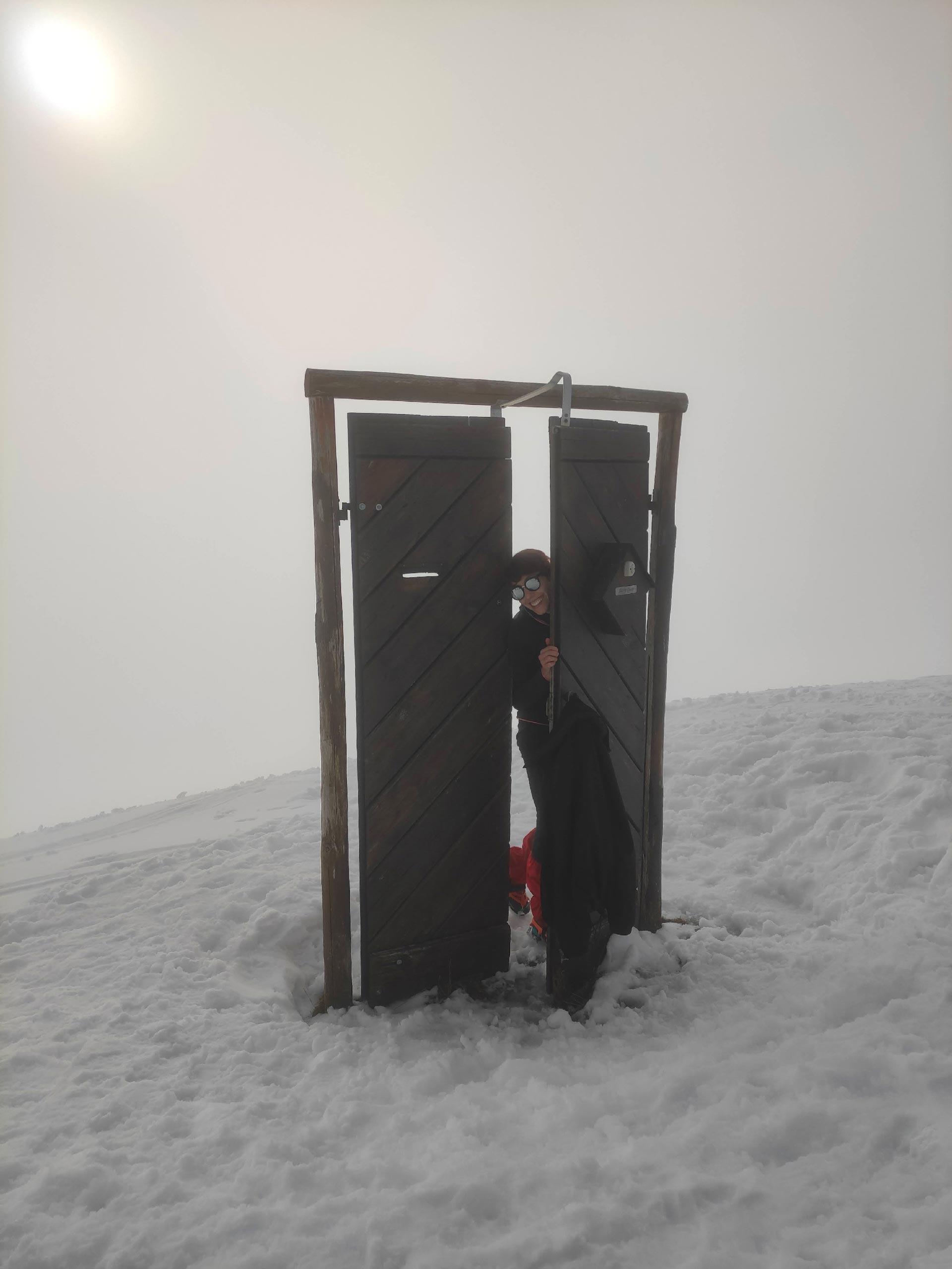 Trekking invernali in Valsassina: verso Morterone