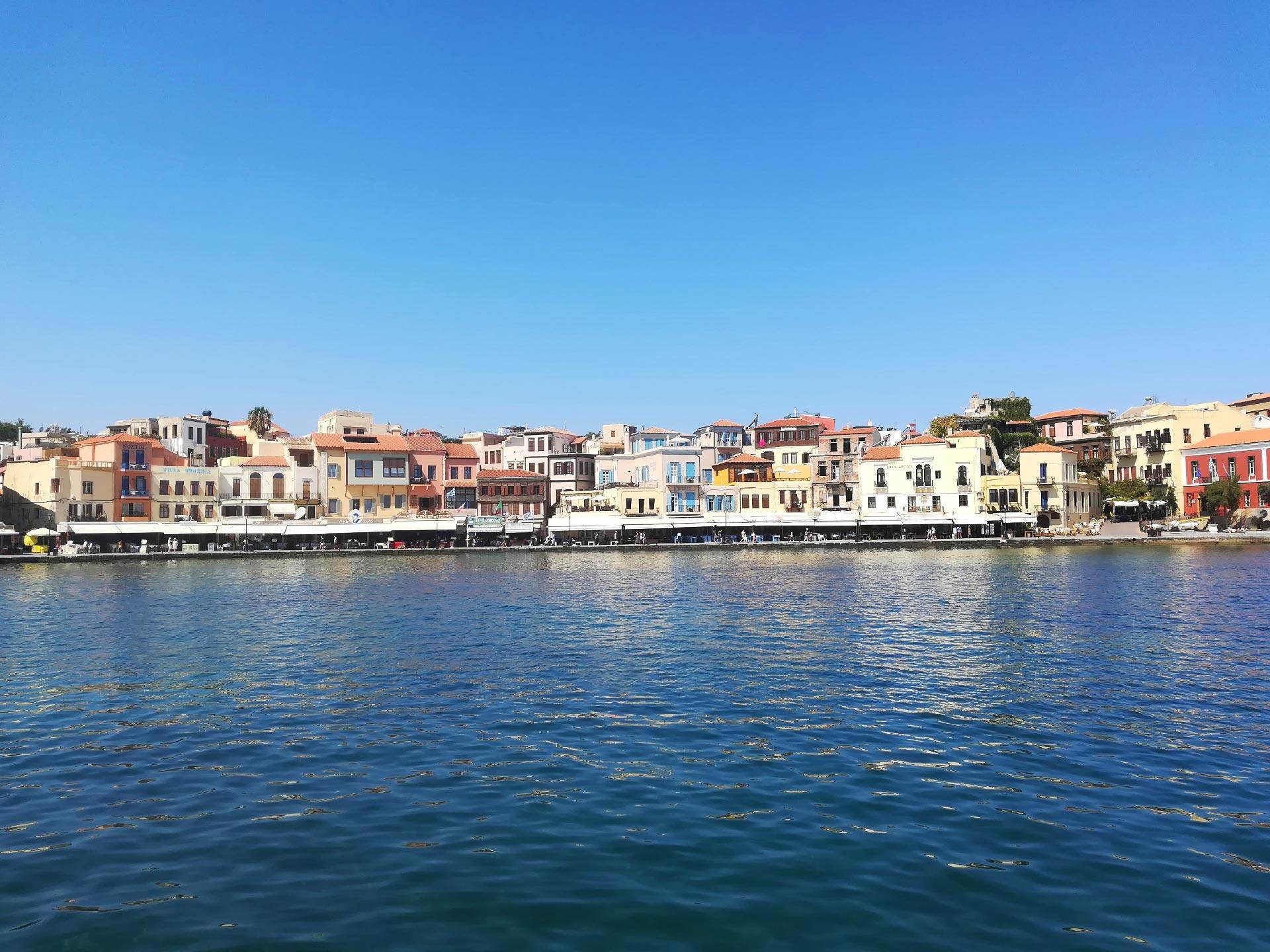Il Porto veneziano di Chania
