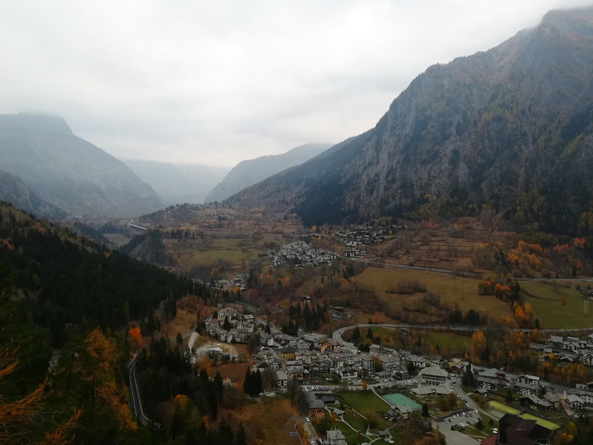 Veduta di Pré-Saint-Didier