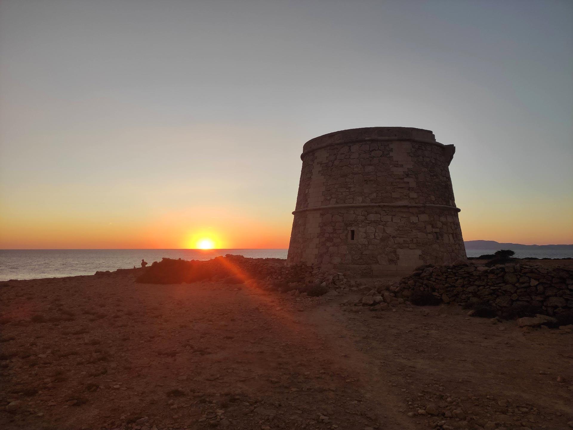 Torre de Sa Gavina, Formentera