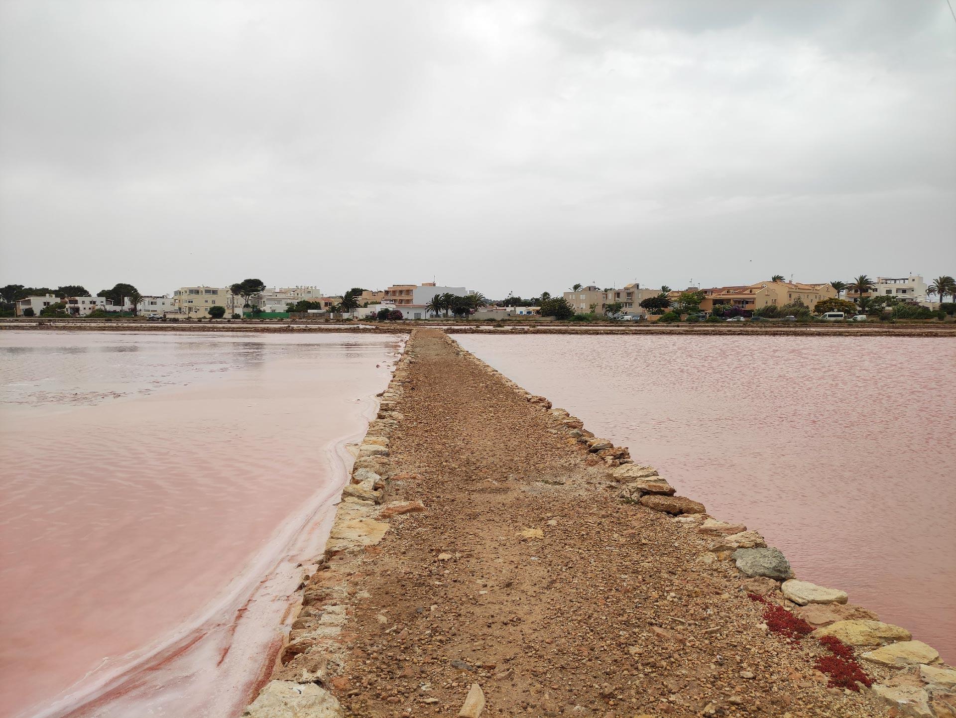 Le saline di Formentera