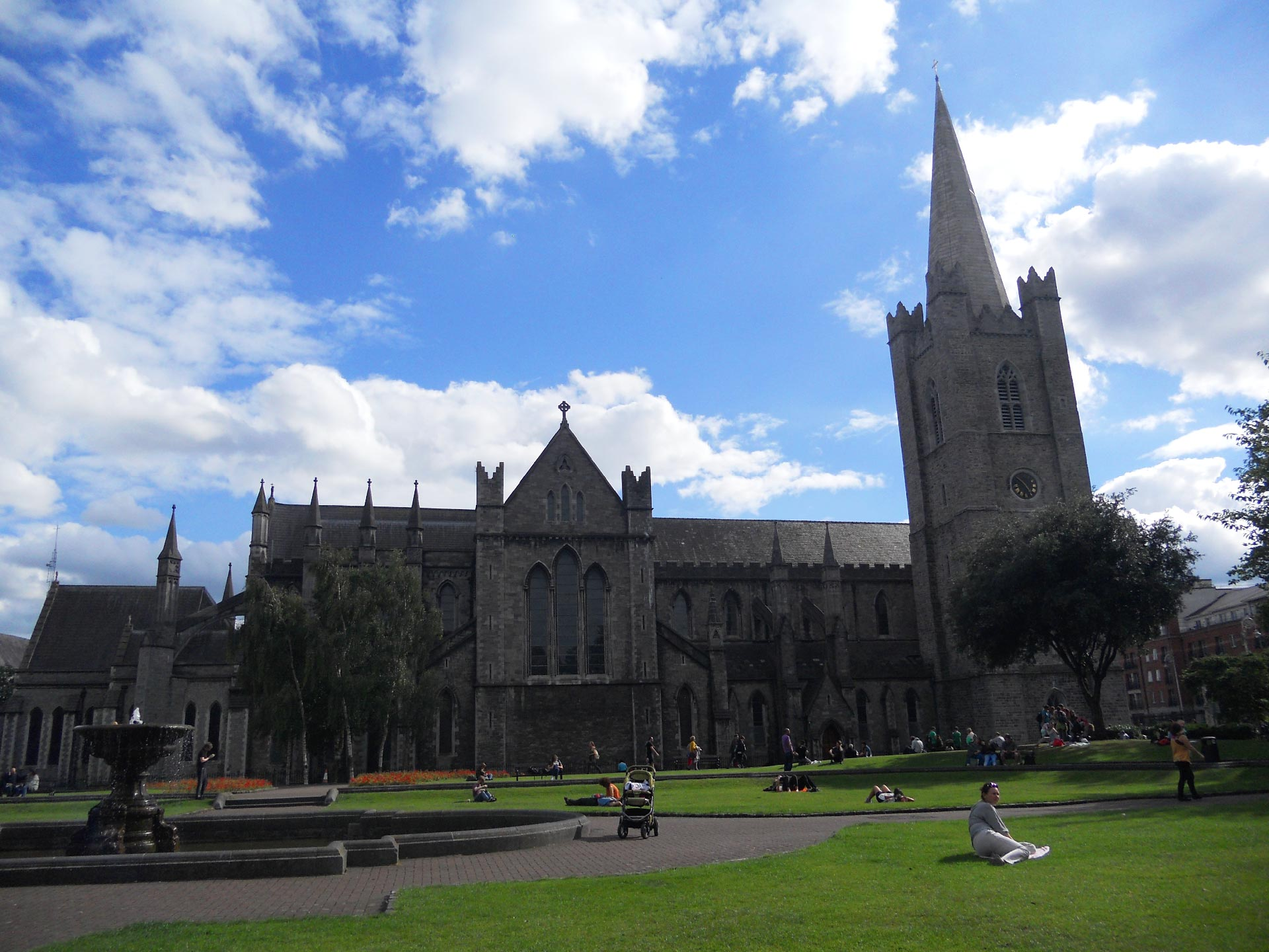 La St. Patrick Cathedral di Dublino