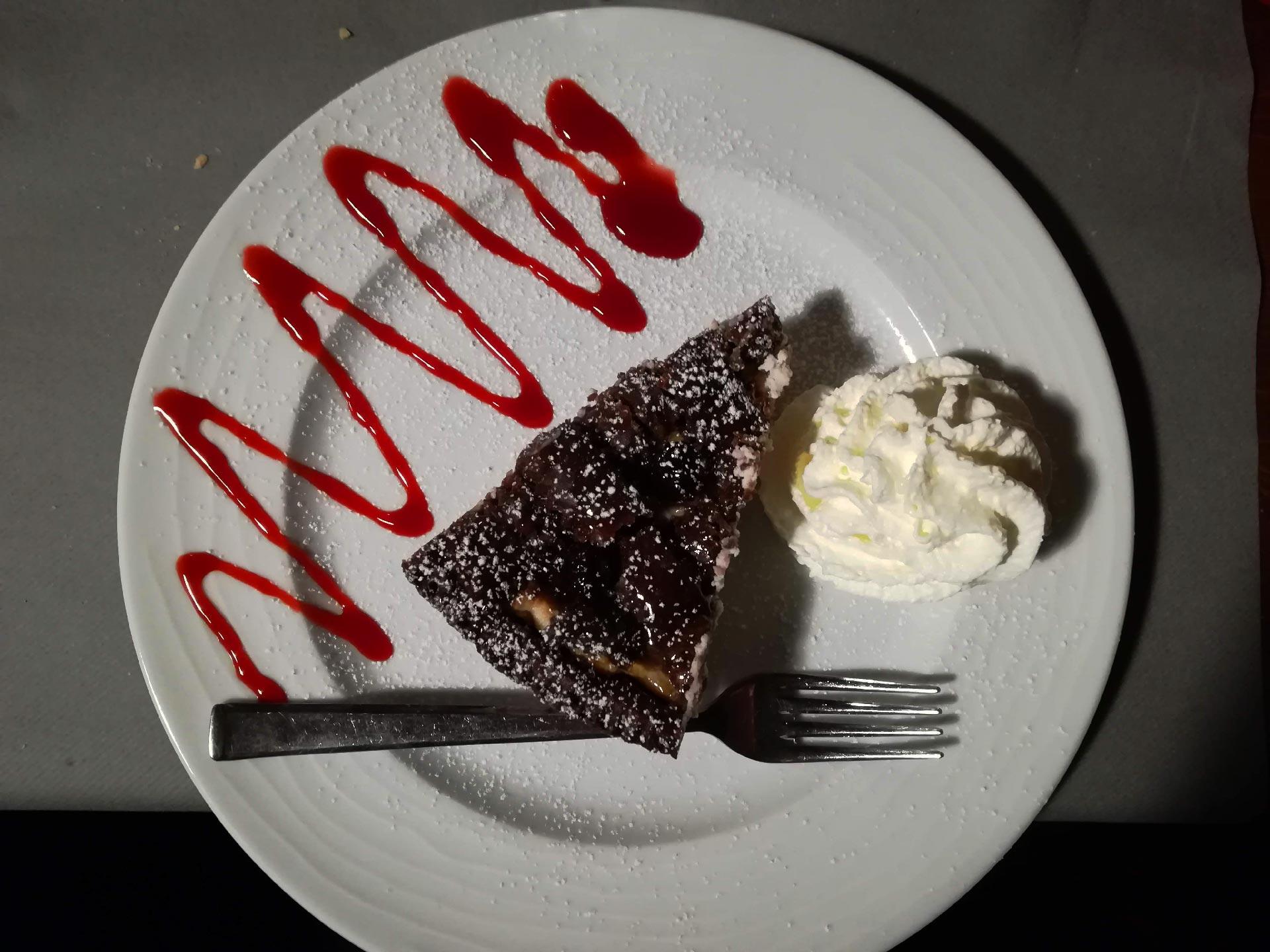 torta pere ricotta e cioccolato